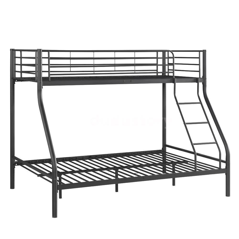 kinderbett etagenbett natur hochbett spielbett metall. Black Bedroom Furniture Sets. Home Design Ideas